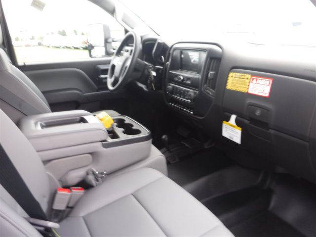 2018 Silverado 3500 Regular Cab DRW 4x4,  Reading Landscape Dump #18736 - photo 23