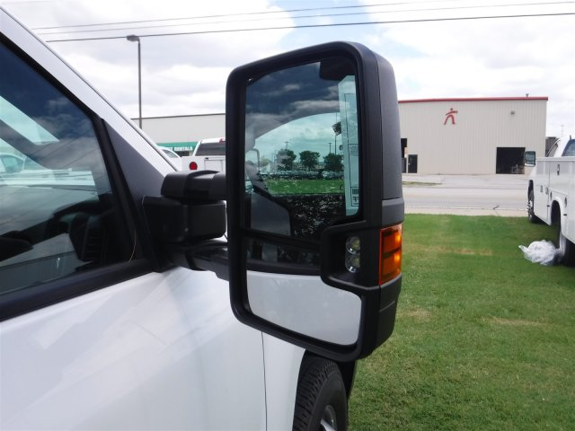 2018 Silverado 3500 Regular Cab DRW 4x4,  Reading Landscape Dump #18736 - photo 25