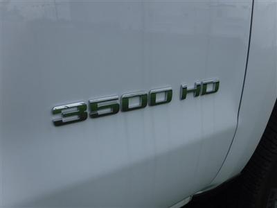 2018 Silverado 3500 Regular Cab DRW 4x4,  Reading Landscaper SL Landscape Dump #18736 - photo 21