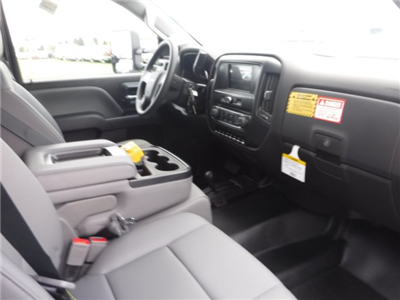 2018 Silverado 3500 Regular Cab DRW 4x4,  Reading Landscaper SL Landscape Dump #18736 - photo 23