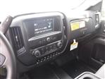 2018 Silverado 3500 Regular Cab DRW 4x4,  Reading Landscaper SL Landscape Dump #18736 - photo 9