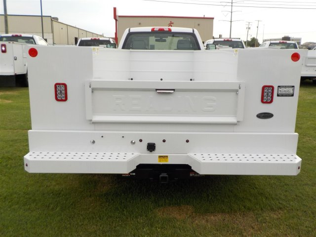 2018 Silverado 3500 Regular Cab DRW 4x2,  Reading Classic II Steel Service Body #18762 - photo 13