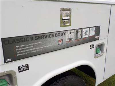 2018 Silverado 3500 Regular Cab DRW 4x2,  Reading Classic II Steel Service Body #18762 - photo 11