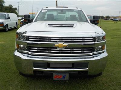 2018 Silverado 3500 Regular Cab DRW 4x2,  Reading Classic II Steel Service Body #18762 - photo 3