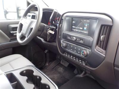 2018 Silverado 3500 Regular Cab DRW 4x2,  Reading Classic II Steel Service Body #18762 - photo 20