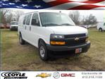 2018 Express 2500 4x2,  Sortimo Upfitted Cargo Van #18828 - photo 1