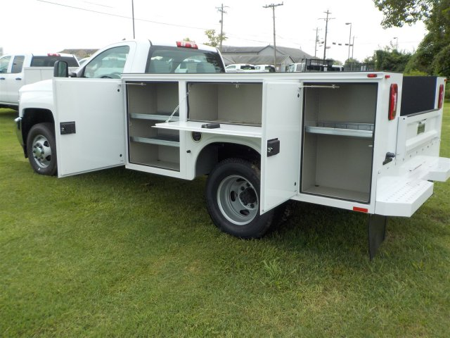 2019 Silverado 3500 Regular Cab DRW 4x4,  Knapheide Service Body #19056 - photo 15