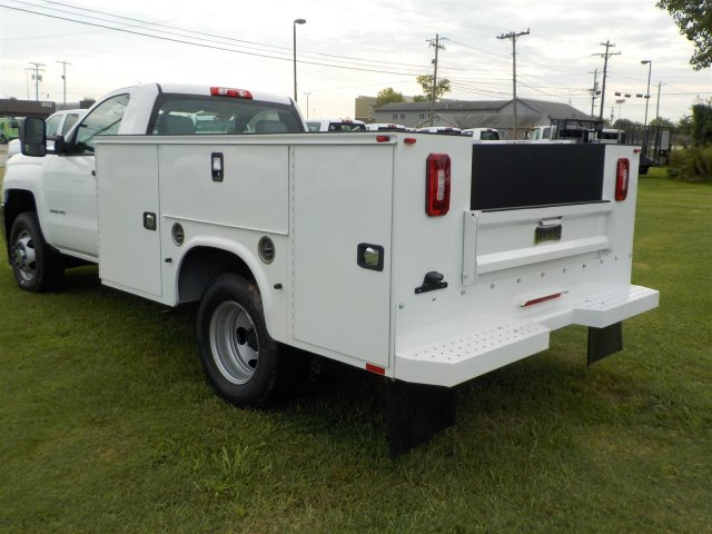 2019 Silverado 3500 Regular Cab DRW 4x4,  Knapheide Service Body #19056 - photo 16