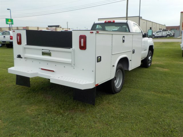 2019 Silverado 3500 Regular Cab DRW 4x4,  Knapheide Service Body #19056 - photo 2