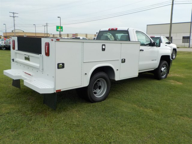 2019 Silverado 3500 Regular Cab DRW 4x4,  Knapheide Service Body #19056 - photo 20