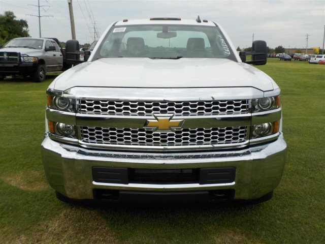 2019 Silverado 3500 Regular Cab DRW 4x4,  Knapheide Service Body #19056 - photo 4