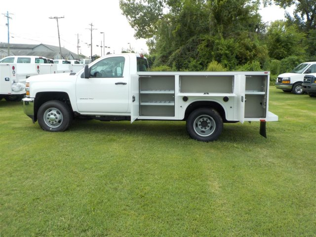 2019 Silverado 3500 Regular Cab DRW 4x4,  Knapheide Service Body #19056 - photo 5