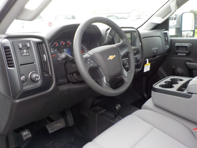 2019 Silverado 3500 Regular Cab DRW 4x4,  Knapheide Service Body #19056 - photo 7