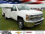 2019 Silverado 3500 Regular Cab DRW 4x4,  Knapheide Service Body #19056 - photo 1