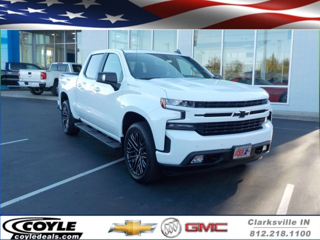 2019 Silverado 1500 Crew Cab 4x4,  Pickup #19081 - photo 1