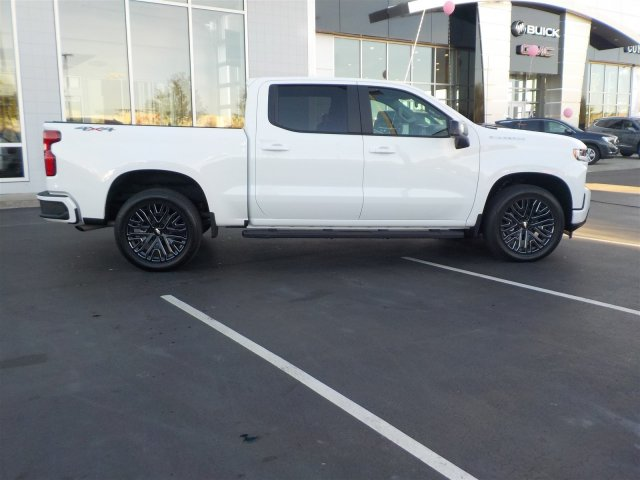 2019 Silverado 1500 Crew Cab 4x4,  Pickup #19081 - photo 31