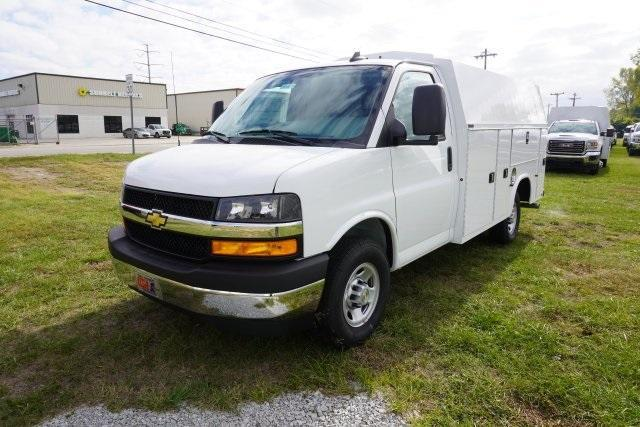2019 Chevrolet Express 3500 4x2, Knapheide Service Utility Van #191084 - photo 1