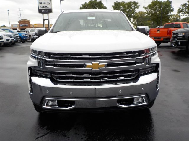 2019 Silverado 1500 Crew Cab 4x4,  Pickup #19115 - photo 4