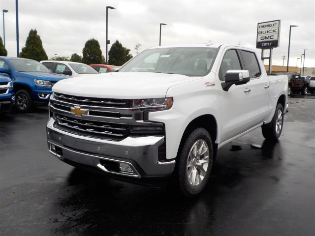 2019 Silverado 1500 Crew Cab 4x4,  Pickup #19115 - photo 6