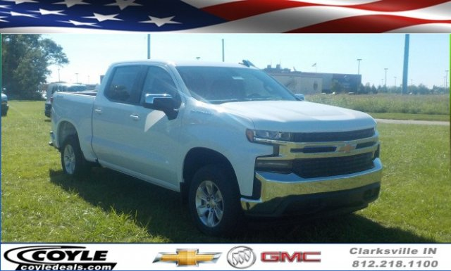 2019 Silverado 1500 Crew Cab 4x4,  Pickup #19147 - photo 1