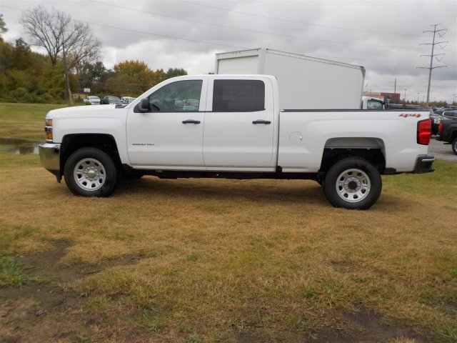 2019 Silverado 2500 Crew Cab 4x4,  Pickup #19174 - photo 17