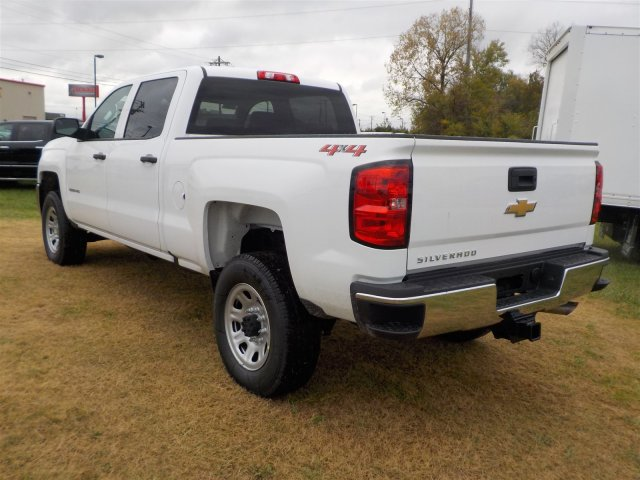 2019 Silverado 2500 Crew Cab 4x4,  Pickup #19174 - photo 24