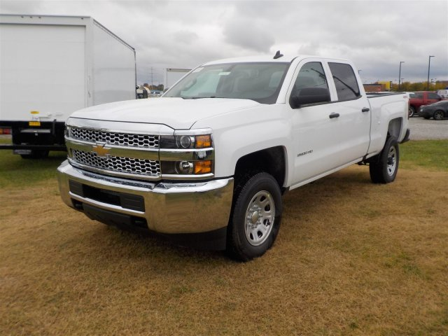 2019 Silverado 2500 Crew Cab 4x4,  Pickup #19174 - photo 6