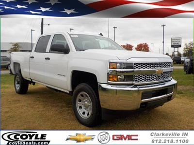 2019 Silverado 2500 Crew Cab 4x4,  Pickup #19174 - photo 1