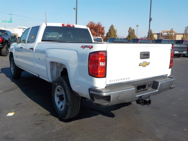 2019 Silverado 2500 Crew Cab 4x4,  Pickup #19237 - photo 22
