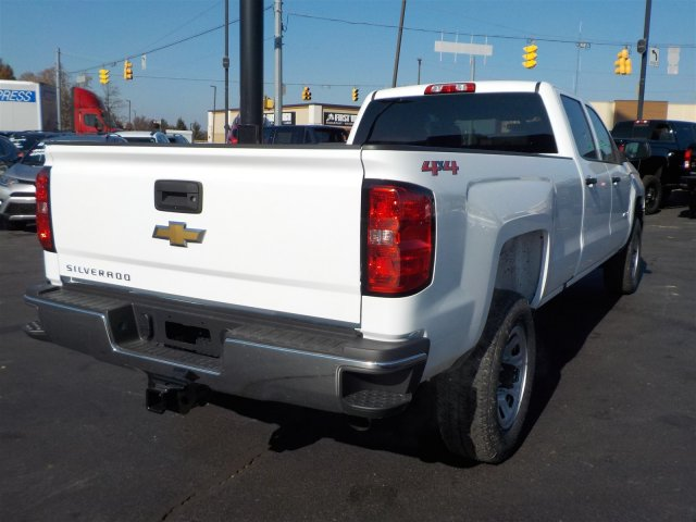 2019 Silverado 2500 Crew Cab 4x4,  Pickup #19237 - photo 2
