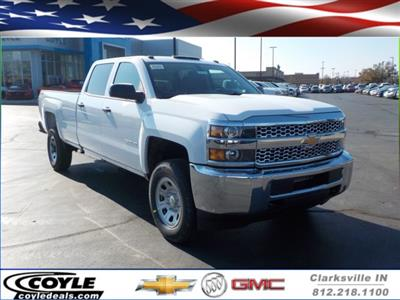 2019 Silverado 2500 Crew Cab 4x4,  Pickup #19237 - photo 1