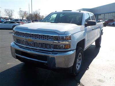 2019 Silverado 2500 Crew Cab 4x4,  Pickup #19237 - photo 6