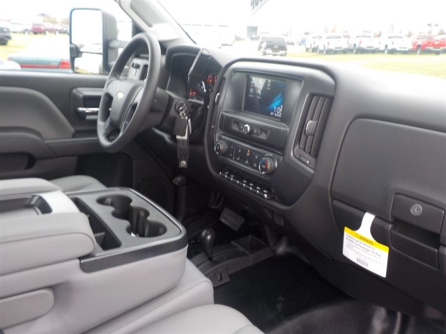 2019 Silverado 3500 Regular Cab DRW 4x4,  Reading Platform Body #19239 - photo 18