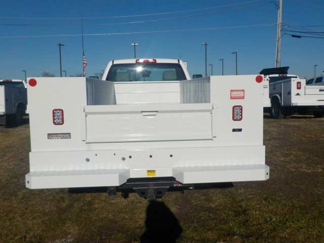 2019 Silverado 3500 Regular Cab DRW 4x4,  Reading Service Body #19270 - photo 19