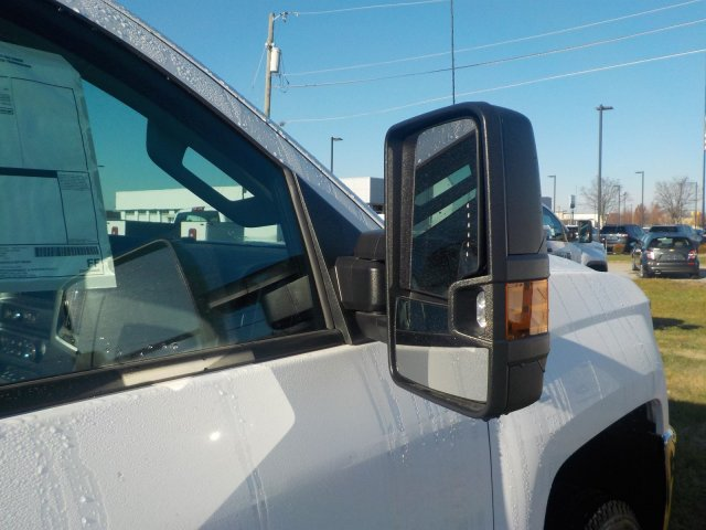 2019 Silverado 3500 Regular Cab DRW 4x4,  Reading Service Body #19270 - photo 24