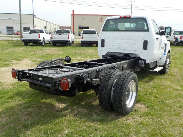 2019 Silverado Medium Duty 4x2,  Cab Chassis #19600 - photo 1