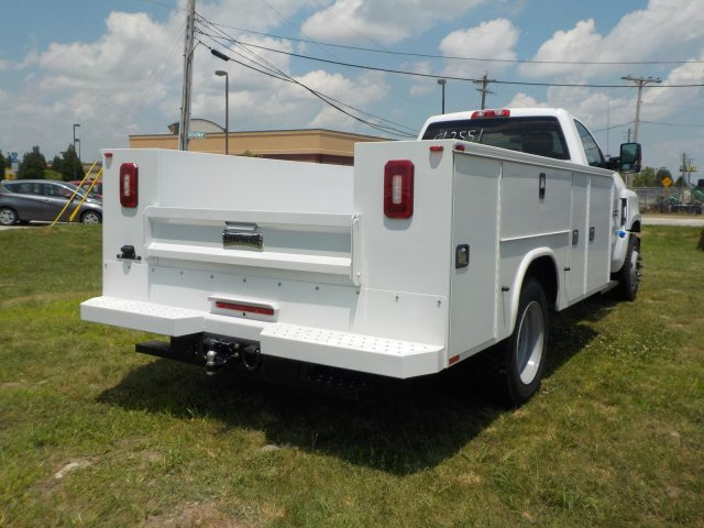2019 Silverado Medium Duty DRW 4x2,  Knapheide Service Body #19831 - photo 1