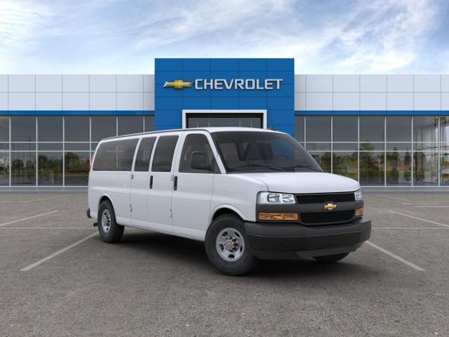 2020 Chevrolet Express 3500 RWD, Passenger Wagon #201042 - photo 1