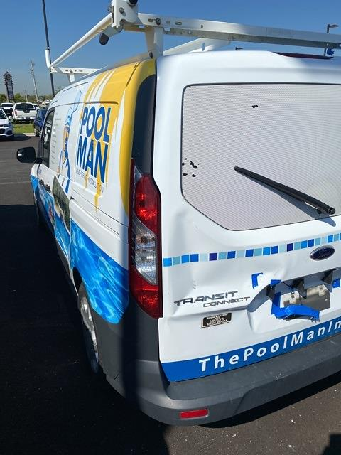 2014 Ford Transit Connect, Empty Cargo Van #201146A - photo 1