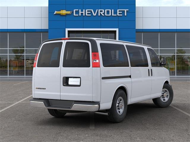 2020 Chevrolet Express 3500 4x2, Passenger Wagon #201167 - photo 1