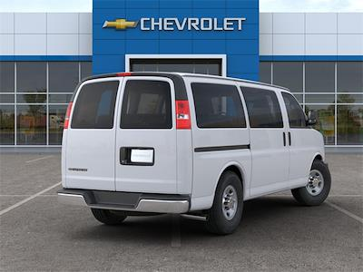 2020 Chevrolet Express 3500 4x2, Passenger Wagon #201167 - photo 2