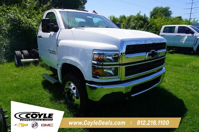 2020 Chevrolet Silverado 4500 Regular Cab DRW 4x2, Cab Chassis #20727 - photo 1