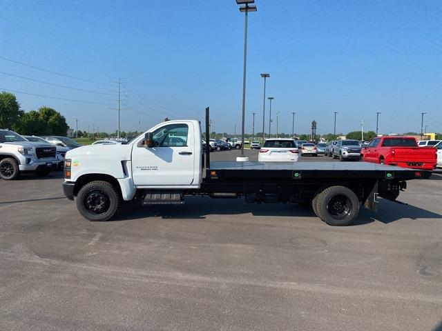 2020 Chevrolet Silverado 4500 Regular Cab DRW 4x2, Cab Chassis #20788 - photo 3