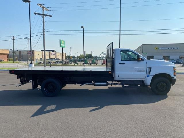 2020 Chevrolet Silverado 4500 Regular Cab DRW 4x2, Cab Chassis #20788 - photo 9