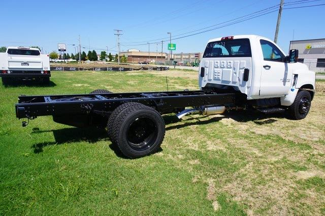 2020 Chevrolet Silverado 4500 Regular Cab DRW 4x2, Cab Chassis #20788 - photo 2