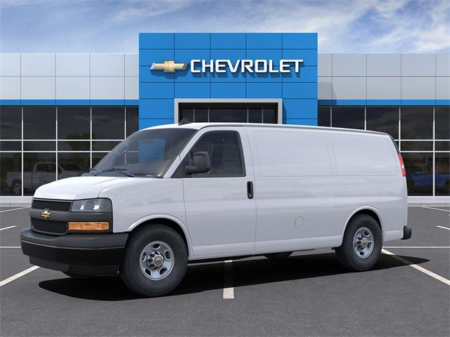 2021 Chevrolet Express 2500 4x2, Empty Cargo Van #21302 - photo 3