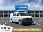 2021 Chevrolet Express 2500 4x2, Empty Cargo Van #21302 - photo 1