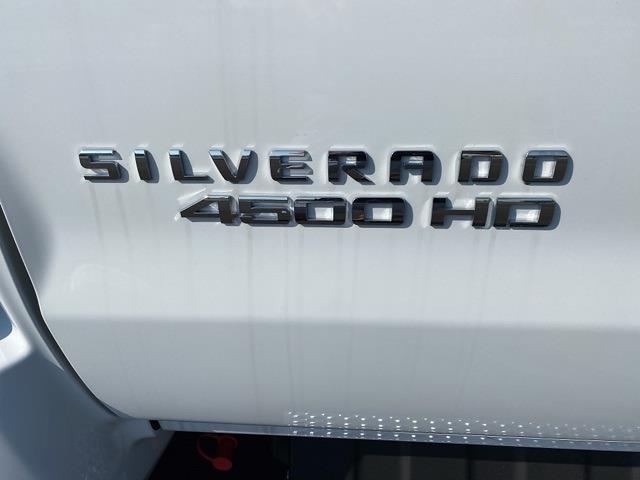 2021 Silverado 4500 Regular Cab DRW 4x2,  Knapheide PGND Gooseneck Platform Body #21422 - photo 4