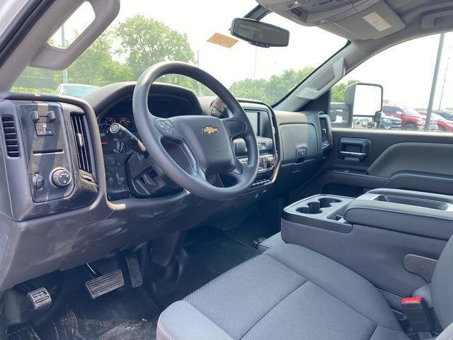 2021 Silverado 4500 Regular Cab DRW 4x2,  CM Truck Beds Platform Body #21423 - photo 9