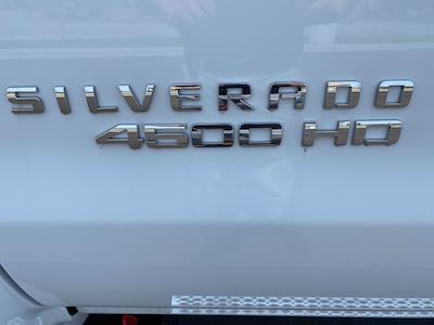 2021 Silverado 4500 Regular Cab DRW 4x2,  CM Truck Beds Platform Body #21423 - photo 3
